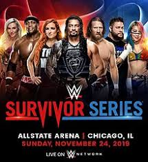 33rd Survivor Series 2019 Location, Stadium, Matches, Host City