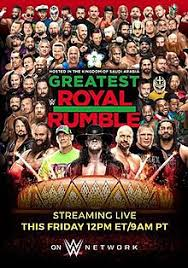 33rd Royal Rumble 2020 Matches, Host City, Location, Stadium